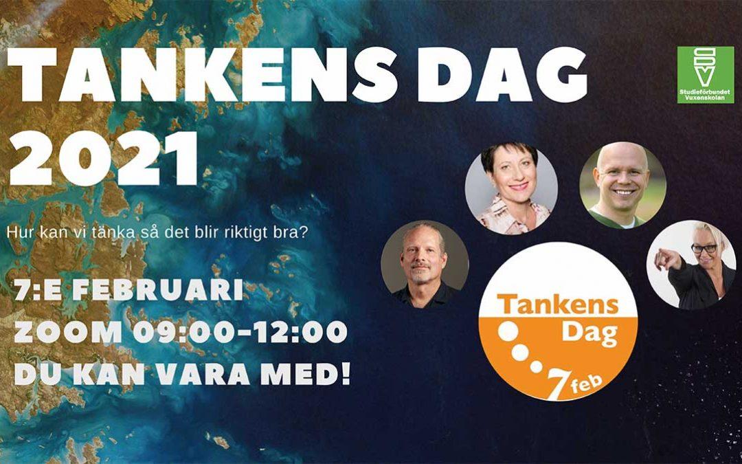 Tankens dag 2021 live online från Härnösand